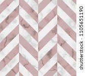 vector white and pink... | Shutterstock .eps vector #1105651190