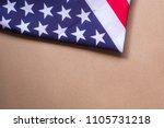 national day celebration usa... | Shutterstock . vector #1105731218