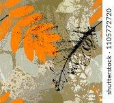 seamless background pattern ... | Shutterstock .eps vector #1105772720