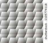 gray seamless pattern with... | Shutterstock .eps vector #1105774118