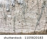 cement stains on the old wood... | Shutterstock . vector #1105820183