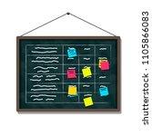 business software development... | Shutterstock .eps vector #1105866083