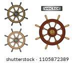vector isolated illustration... | Shutterstock .eps vector #1105872389