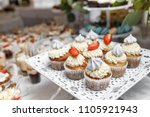 candy bar. delicious sweet... | Shutterstock . vector #1105921943