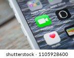 berlin  germany   june 6  2018  ...   Shutterstock . vector #1105928600