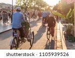 hoi an  hoian   vietnam   april ... | Shutterstock . vector #1105939526