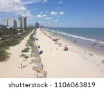 views looking both north and... | Shutterstock . vector #1106063819