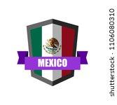 football badge vector designed...   Shutterstock .eps vector #1106080310