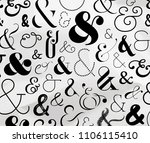 Ampersand Pattern Made From...