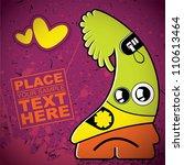 monster | Shutterstock .eps vector #110613464