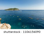 summer recreation in the...   Shutterstock . vector #1106156090
