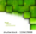 Abstract Bright Background Wit...