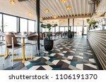 cadzand  netherlands   march 14 ... | Shutterstock . vector #1106191370