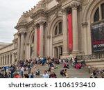 new york  ny   may 18  2018 ... | Shutterstock . vector #1106193410