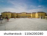 vienna  austria   may 24 ... | Shutterstock . vector #1106200280