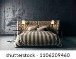 3d render of beautiful modern... | Shutterstock . vector #1106209460