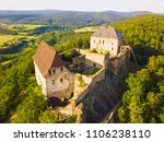 aerial view of castle tocnik.... | Shutterstock . vector #1106238110