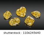 Set Of Luxury Yellow...