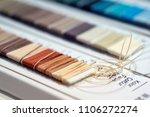 catalog of threads.... | Shutterstock . vector #1106272274
