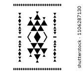 design element based on... | Shutterstock .eps vector #1106287130