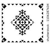 design element based on... | Shutterstock .eps vector #1106287634