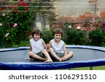 scute children  brothers ...   Shutterstock . vector #1106291510