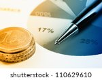 accounting. | Shutterstock . vector #110629610