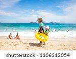 rio de janeiro  brazil   circa... | Shutterstock . vector #1106312054