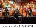 detroit  mi   usa   may 20 ... | Shutterstock . vector #1106363654