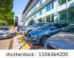 chongqing  china   may 21  2018 ... | Shutterstock . vector #1106364200