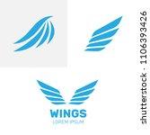 Airforce Logo Icons. Avia...