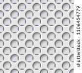 vector paper cut geometric... | Shutterstock .eps vector #1106454779