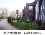 amsterdam  netherlands  9 march ... | Shutterstock . vector #1106520980
