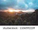 rainforest of dorrigo national... | Shutterstock . vector #1106592239