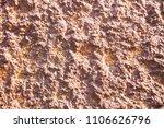rough durable textured stucco... | Shutterstock . vector #1106626796