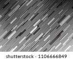 light silver  gray vector... | Shutterstock .eps vector #1106666849