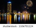 da nang  vietnam   may 26th... | Shutterstock . vector #1106701124
