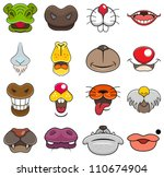 a vector illustration of... | Shutterstock .eps vector #110674904