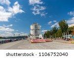 rostov on don  russia   08.23... | Shutterstock . vector #1106752040