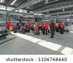 prague  czech republic   circa... | Shutterstock . vector #1106768660