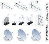 Vector Tv Antenna  Realistic...