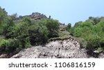 beautiful mountains view | Shutterstock . vector #1106816159