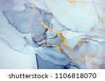 ink  paint  abstract. closeup... | Shutterstock . vector #1106818070