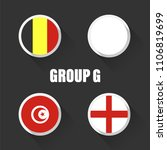 groups football world... | Shutterstock .eps vector #1106819699