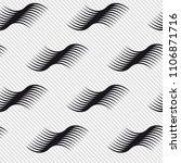 vector seamless pattern....   Shutterstock .eps vector #1106871716