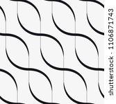vector seamless pattern....   Shutterstock .eps vector #1106871743