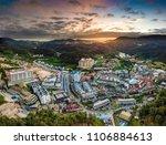 cameron highlands  malaysia  ... | Shutterstock . vector #1106884613