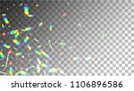 iridescent background.... | Shutterstock .eps vector #1106896586