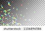 iridescent background.... | Shutterstock .eps vector #1106896586