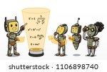 vector illustration of the... | Shutterstock .eps vector #1106898740